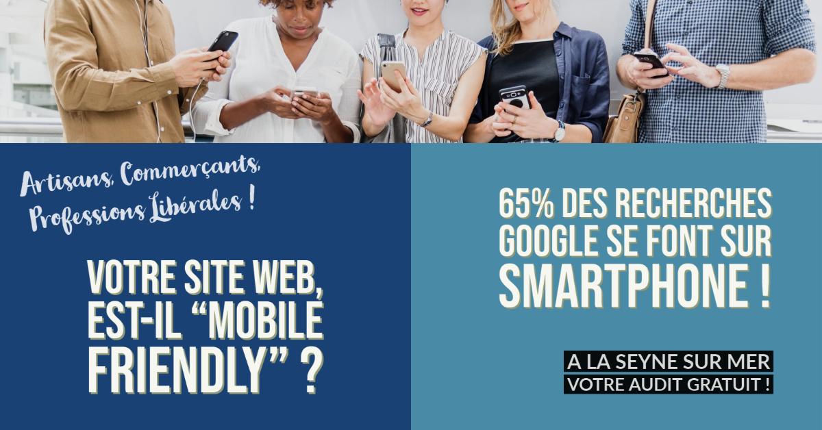 Votre site web, est-il «Mobile Friendly» ?