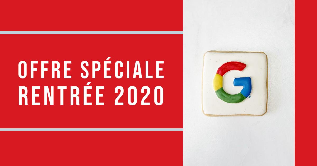 -20% de remise sur le Pack Google MY Business